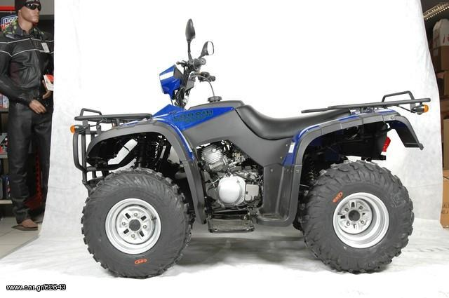 Μοτοσυκλέτα τετράτροχη-atv '14 Loncin ATV 250