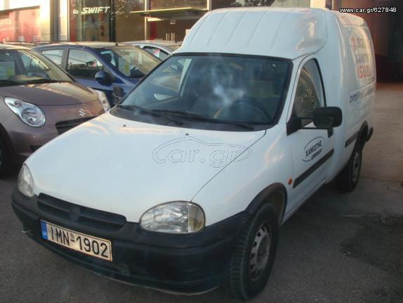 Opel '00 COMBO 1.7 DIESEL