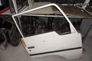 Nissan Urvan E23 1980-1986 πόρτες σε άριστη κατάσταση