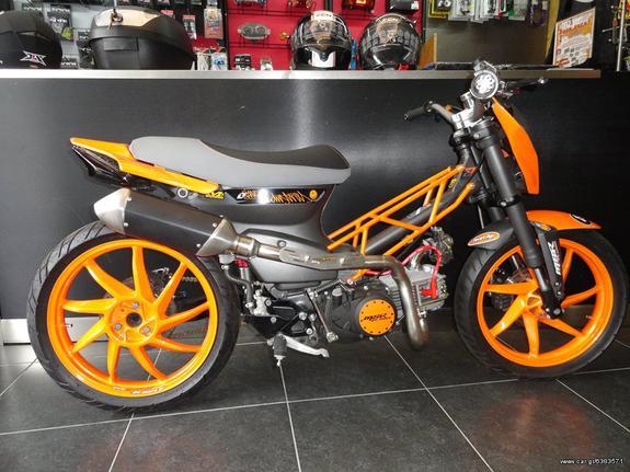 Honda '12 c50c multimoto