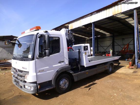 Φορτηγό άνω των 7.5τ οχημα οδικής βοήθειας '20 Β.Ι.Μ