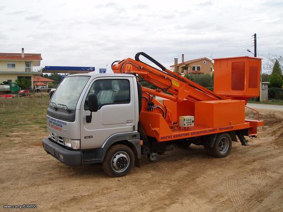 Φορτηγό Άνω Των 7.5τ καλαθοφόρο '20 Β.Ι.Μ