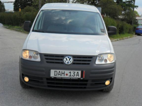 Volkswagen '08 1,9 TDI CADDY