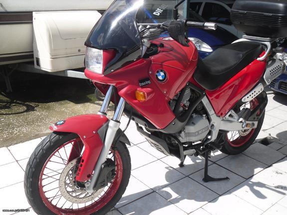 Bmw F 650 ST '01