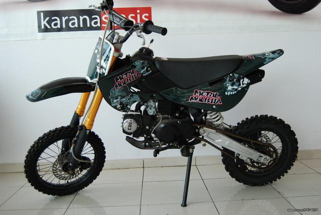Lifan '19 MC660 125CC