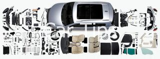 VW GOLF R LINE (2008-2013) ΠΡΟΦΥΛΑΚΤΗΡΑΣ ΕΜΠΡΟΣ ΣΚΕΤΟΣ ΜΕ ΑΝΑΜΟΝΕΣ ΓΙΑ ΠΙΤΣΙΛΙΣΤΗΡΙΑ (ΓΝΗΣΙΟΣ)