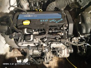 Ανταλλακτικα opel corsa '06-15 κινητήρες μοτέρ z16ler Turbo πολλαπλής εισαγωγής Z10XEP Z12XER Z13XER Z14XER Z12XEP Z14XEP Z16XEP Z13DTE Z13DTC A14XER