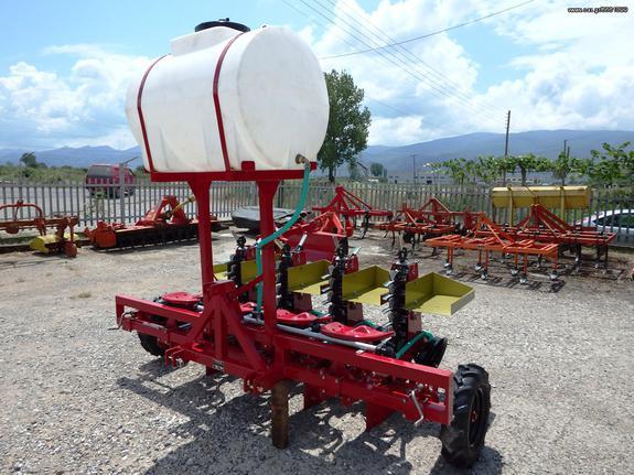 Γεωργικό φυτευτικές μηχανές '19 KOLONELLOS