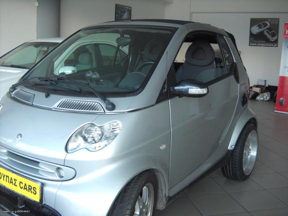 Smart ForTwo '04 CABRIO PASSION FULL EXTRA
