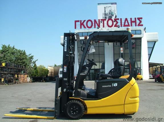 "Komatsu '17 ""NEW"" FB18M-12 TFV4500"