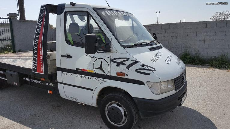 Mercedes-Benz '00 412/3.5T 12000LB ERGATHS