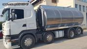 Φορτηγό Άνω Των 7.5τ βυτίο λυμάτων '21 ΘΕΟΔΩΡΙΔΗΣ ΑΛΟΥΜΙΝΙΟΥ-thumb-1
