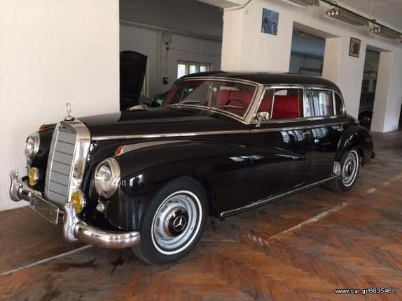 Mercedes-Benz 300 1953 adenauer
