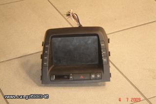 ΟΘΟΝΗ GPS PRIUS 2003-2008 ΜΕ ΚΩΔΙΚΟ 86110-47230