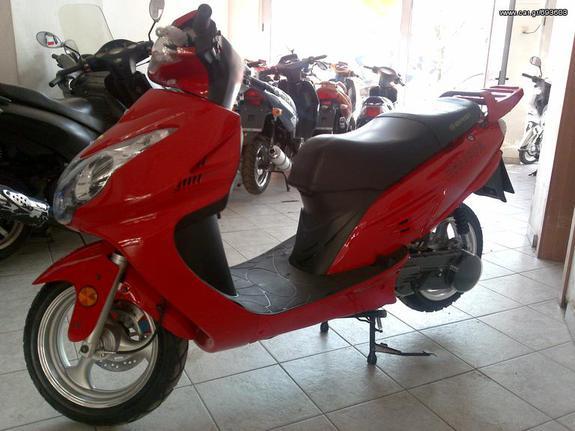 Μοτοσυκλέτα roller/scooter '12 FALCON 150