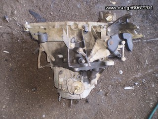 Citroen Xsara Picasso Σασμαν 2,0 Diesel