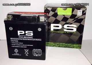 PS powersports battery MOTO