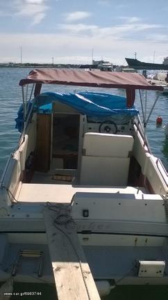 Σκάφος καμπινάτα '00 DREAMY PARTOUT 6