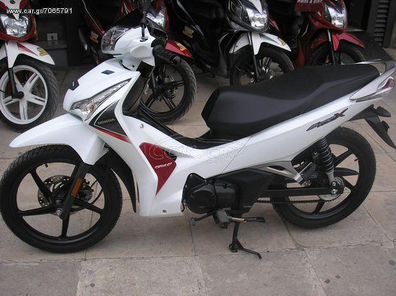 Honda Supra 125 X '21