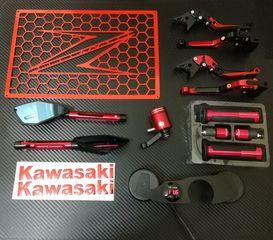 Διακοσμητικες σιτες ψυγειου για Kawasaki Z750-Z1000-Z750S (2004-2012)