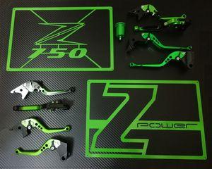 Διακοσμητικες σιτες ψυγειου για Kawasaki Z750-Z750S-Z1000 (2004-2012) !!!
