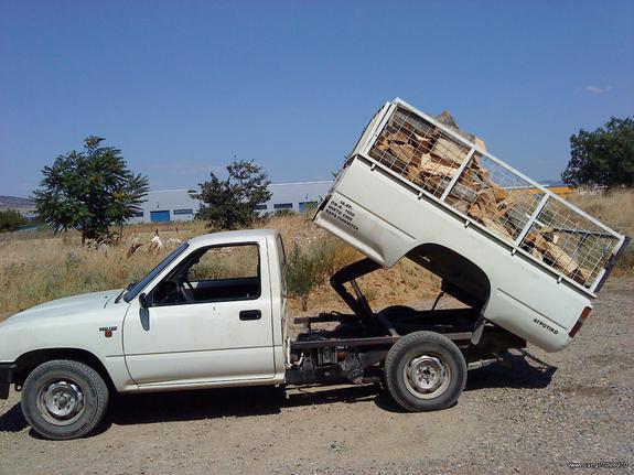 Φορτηγό Έως 7.5τ ανατροπή '15 Κ &  Τ