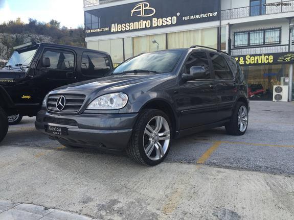 Mercedes-Benz ML 320 '00