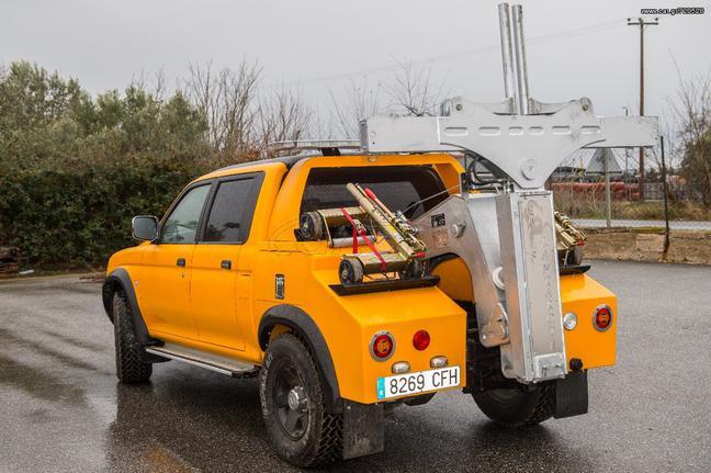 Φορτηγό Έως 7.5τ οδικής βοήθειας '20 ΨΑΛΙΔΙ ΓΙΑ4Χ4