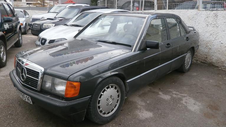 Mercedes-Benz 190 '91 ELEGANCE