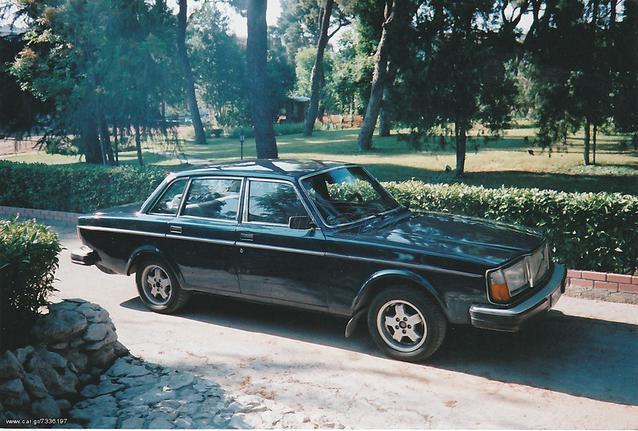 Volvo 244 '78 DL αντικα