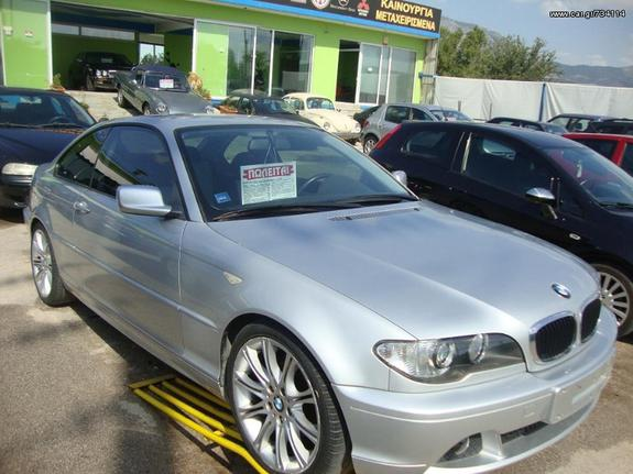 Bmw 320 '04 VALVΟTRONIC 143 PS