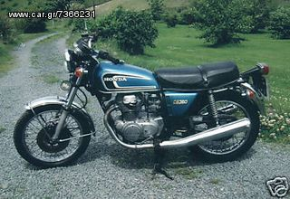 Honda  CB 360T '75