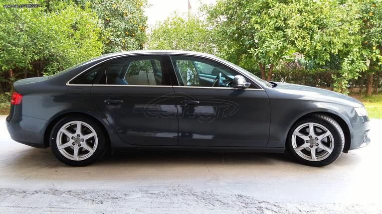 Audi A4 '09 1.8 TURBO TFSI 160 HP ABITION