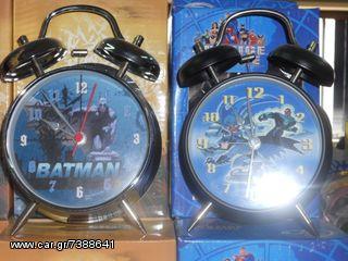 Ρολόι σούπερ ήρωες και ήρωες Disney