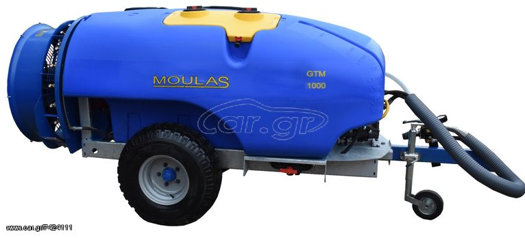 Moulas '21 GTM 1000R