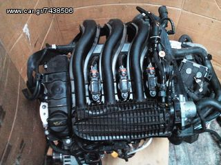 Peugeot 208 1.2cc 82Ps 3cyl Κινητήρας - Σασμάν - Εγκέφαλος