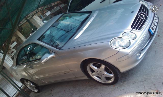 Mercedes-Benz CLK 200 '03 BrabusK4 AVANTGARDE FULL EXTRA