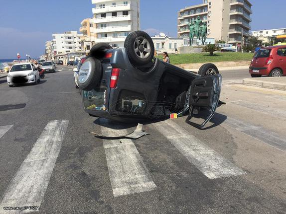 Suzuki Jimny '98 Αγορες τρακαρισμενων-με βλαβη