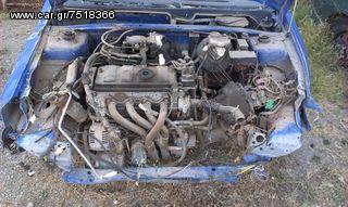 ΜΟΤΕΡ PEUGEOT RALLYE 1600cc 8v