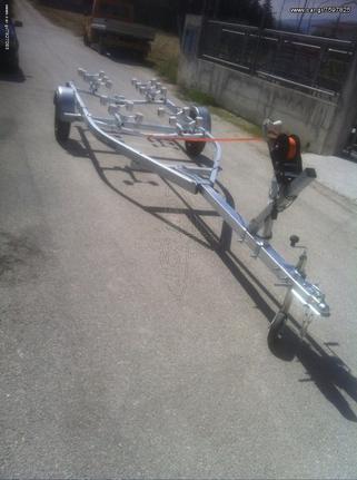Ρυμούλκες/Τρέιλερ τρέιλερ σκαφών '21 ΑRIS TRAILER