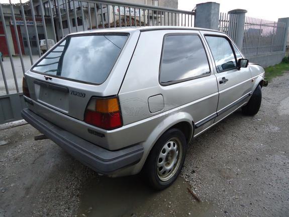 Volkswagen Golf '89 DIESEL EYKAIRIA 1600