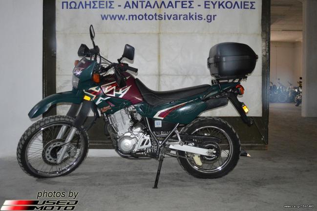 Yamaha '99 YAMAHA XT600