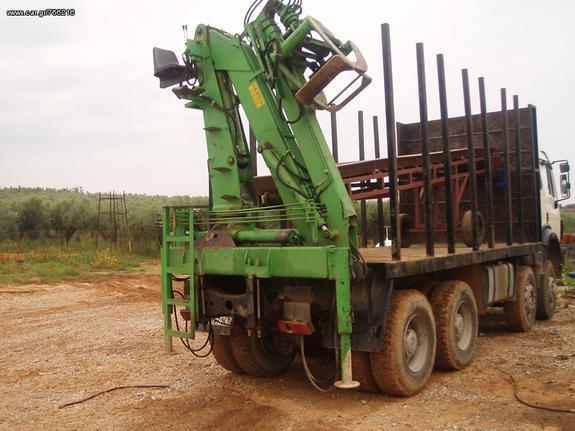 Φορτηγό άνω των 7.5τ γερανός - φορτηγά με γερανό '20 BIM GSX830