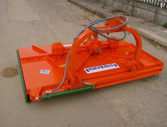 Γεωργικό καταστροφέας-σπαστήρας '21 AGRO MACHINES TASOS