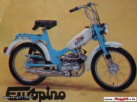 Malaguti '78 EUROPINO 50 '78