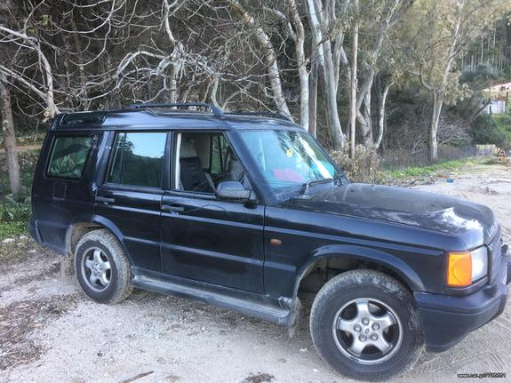 Land Rover Discovery '02 2 TD5