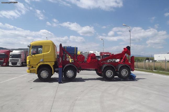 Φορτηγό Άνω Των 7.5τ οχημα οδικής βοήθειας '20 SDB40