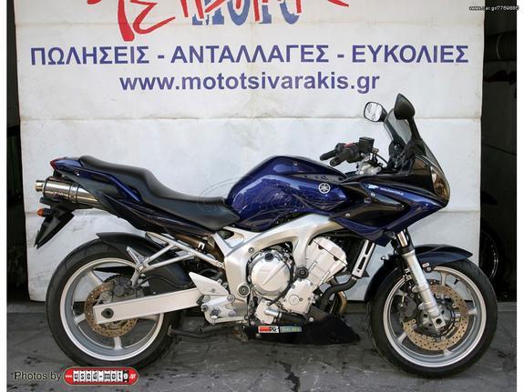 Yamaha '05 FAZER 600