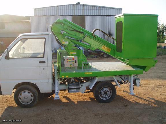 Φορτηγό Έως 7.5τ γερανός-φορτηγά με γερανό '20 BIM ΚΑΛΑΘΟΦΟΡΟ