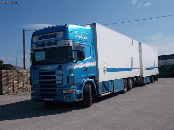 Scania '98 144/530 ΝΕΑ ΤΙΜΗ